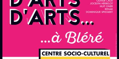 Affiche de D'arts d'arts à Bléré